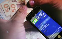 Caixa faz hoje novo pagamento do auxílio emergencial