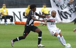Campeonato Brasileiro: São Paulo e Vasco duelam no Morumbi