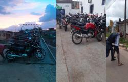 Operação Duas Rotas apreende 75 motocicletas e identifica 147 irregularidades