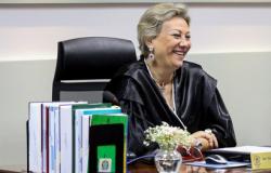 Desembargadora Maria Helena é eleita com 15 votos à presidência do Tribunal de Justiça