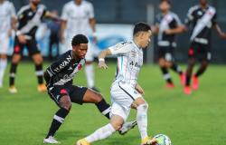 Grêmio e Vasco se enfrentam vivendo momento opostos