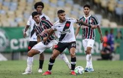 Brasileiro: em meio à turbulência, Vasco faz clássico com Fluminense