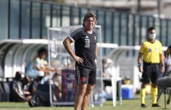 Vasco demite técnico Sá Pinto, com menos de três meses no cargo