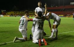 Com polêmica no final, Palmeiras bate o Sport na Ilha do Retiro