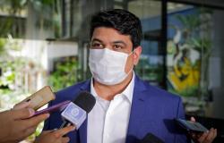 Prefeito de Várzea Grande se reúne com governador e defende implantação do BRT