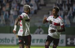 Após duas derrotas e um empate, Flamengo vence Goiás