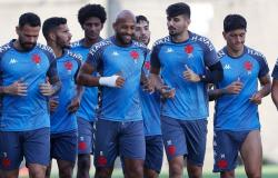 Vasco pega Atlético Mineiro para tentar sair do Z4