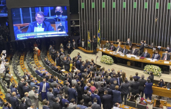 Bolsonaro pede aprovação de reformas em mensagem ao Congresso Nacional