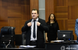 Max Russi pode se tornar o novo presidente do legislativo