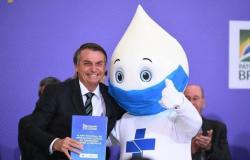 Bolsonaro pretende se vacinar neste sábado