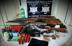 Polícia Civil recupera mais de seis mil litros de defensivos roubados de fazenda