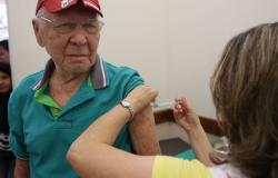 Segunda etapa da campanha de vacinação contra gripe começa hoje