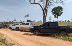 Três veículos com registro de ocorrência criminal são recuperados em Cáceres