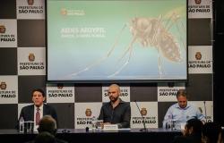 Capital lança plano de combate ao mosquito Aedes aegypti
