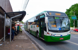 Ônibus articulados reforçam atendimento a 44 mil passageiros do CPA, Pedra 90 e Parque Cuiabá