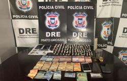 Traficantes que utilizavam república para comércio de drogas é preso