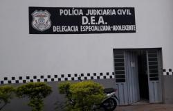 Polícia Civil cumpre internação de menor envolvido em homicídio e ocultação de cadáver