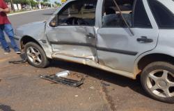 Motorista suspeito de estar embriagado é preso após acidente em Sorriso