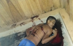 Troca de tiros entre PCC e Comando Vermelho deixa três mortos e um gravemente ferido