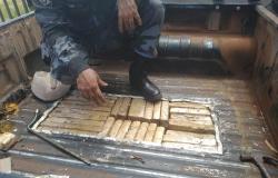 Força Tática prende 2 mulheres e apreende 280 kg de maconha escondidos em veículo