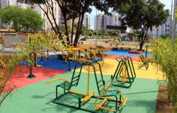 Pinheiro entrega 150 espaços de lazer em toda a Capital até o fim de sua gestão