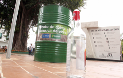 Cuiabá passa a contar com pontos de entrega voluntária de vidro