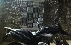 DERF de Rondonópolis prende jovem acusado de roubo com motocicleta clonada