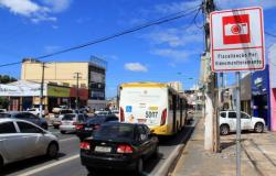 Câmeras começam a multar a partir desta quinta-feira em Cuiabá