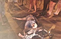 Estudante de Educação Física morre atropelado por caminhonete em VG