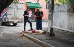 Homem é morto com 3 tiros em Cuiabá