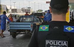 Proprietário de posto de combustível em Cuiabá é preso por preço abusivo durante greve dos caminhoneiros.