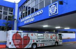 Hemobus arrecadou 76 bolsas de sangue no Centro Político