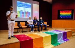 Evento celebra a diversidade sexual e os direitos da população LGBTI