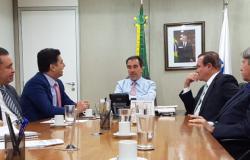 reúnião com Ministro da Saúde em prol do Pronto Socorro