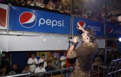 Primeiro dia de Fortal - carnaval fora de época de Fortaleza