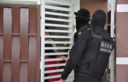 Polícia Civil cumpre mandados contra suspeitos de furto a banco de Mirassol D>Oeste