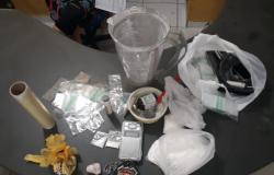Polícia Civil prende traficante que fazia o refino de drogas em Barra do Garças