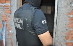 Polícia Civil cumpre 09 prisões de assaltantes que roubaram transportadora da Capital