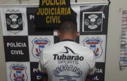 Polícia Civil prende professor de escolinha de futebol por abuso sexual de alunos