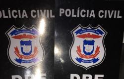 Polícia Civil fecha boca de fumo que funcionava em pastelaria da Capital