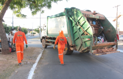 Prefeitura dá ultimato e empresa tem 15 dia para regularizar a coleta de resíduos