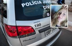 Preso suspeito de matar ex-namorada de 17 anos e avisar mãe da vítima para buscar corpo