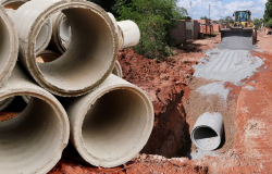 Proposta estabelece novo marco legal do saneamento básico