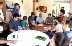 """Pinheiro aproxima poder público e população com programa """"Prefeito no seu bairro"""""""