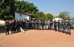 Operação integrada cumpre 23 mandados em Sto Antônio, Barão e Chapada