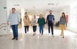 Técnicos do Ministério da Saúde apontam HMC como case de sucesso para outros Estados