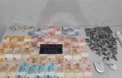 Polícia Civil prende casal que fomentava tráfico de drogas em Juína