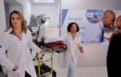 Hospital Estadual Santa Casa recebe os primeiros pacientes