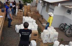 Polícia Civil recupera mais uma carga de alto valor em defensivos agrícolas