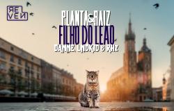 Com uma combinação de estilos inusitados, Planta & Raiz ganha remix eletrônico do DJ Danne